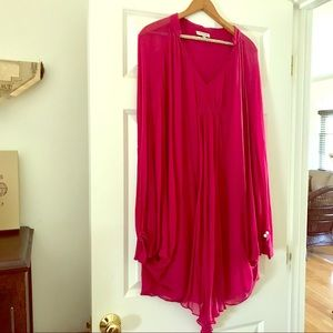 Creme Fraiche New York Batwing Dress